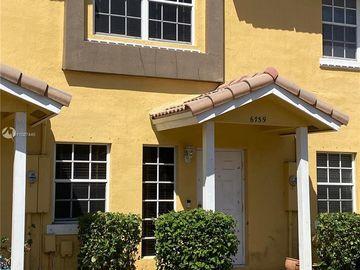 6739 Sienna Club Dr #6739, Lauderhill, FL, 33319,