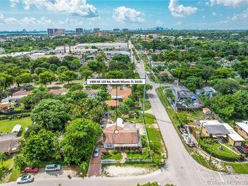 1400 NE 133rd Rd, North Miami, FL, 33161,