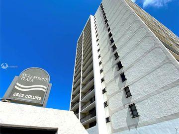 2625 Collins Ave #702, Miami Beach, FL, 33140,