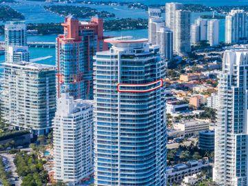 100 S Pointe Dr #3504/05, Miami Beach, FL, 33139,