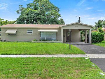 3820 NW 6th Pl, Lauderhill, FL, 33311,