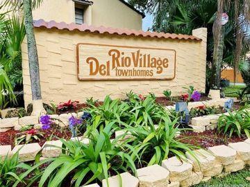 4006 Del Rio Way #4006, Sunrise, FL, 33351,