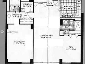20301 W Country Club Dr #1430, Aventura, FL, 33180,