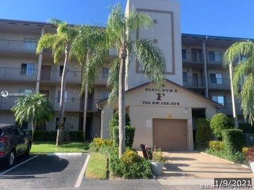 750 SW 138th Ave #106F, Pembroke Pines, FL, 33027,