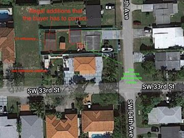 3236 SW 64th Ave, Miami, FL, 33155,