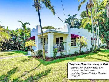 11728 NE 6th Ave, Biscayne Park, FL, 33161,