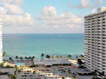 1980 S Ocean Dr #2H, Hallandale Beach, FL, 33009,