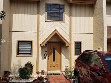 3900 SW 52nd Ave #706, Pembroke Park, FL, 33023,