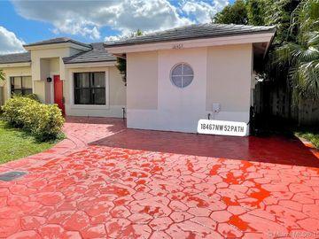 18467 nw 52 path, Miami Gardens, FL, 33055,