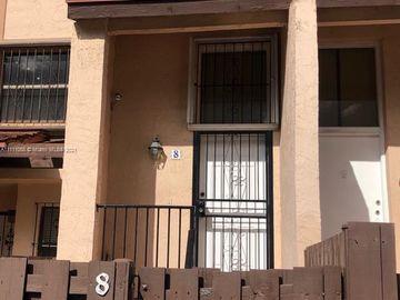425 W Park Dr #8, Miami, FL, 33172,