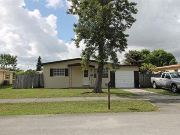 4110 SW 32nd Dr, West Park, FL, 33023,