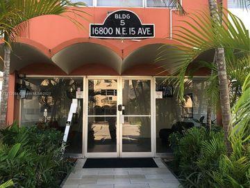 16800 NE 15th Ave #210, North Miami Beach, FL, 33162,