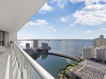 495 Brickell Ave #3411, Miami, FL, 33131,