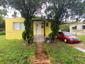 12000 NW 10th Ave, North Miami, FL, 33168,