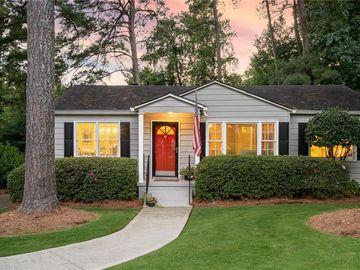 1660 Bristol Drive NE, Atlanta, GA, 30329,