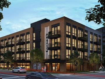 615 W Peace Street #408, Raleigh, NC, 27605,