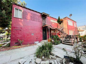 4136 Leimert Boulevard, Los Angeles, CA, 90008,