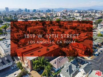 1819 W 12Th Street, Los Angeles, CA, 90006,