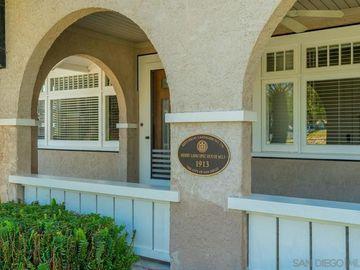 1787 Fort Stockton, San Diego, CA, 92103,