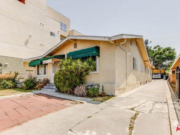 536 N Oxford Avenue, Los Angeles, CA, 90004,