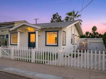 3349 Myrtle Ave, San Diego, CA, 92104,