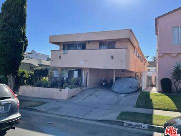 1511 redondo, Los Angeles, CA, 90019,