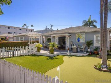 1411 Oliver Avenue, San Diego, CA, 92109,