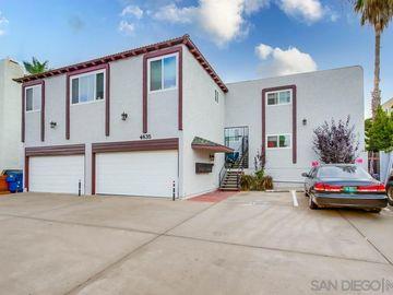 4635 Texas St. #8, San Diego, CA, 92116,