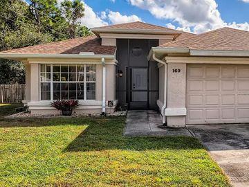 160 SEABREEZE CIRCLE, Kissimmee, FL, 34743,