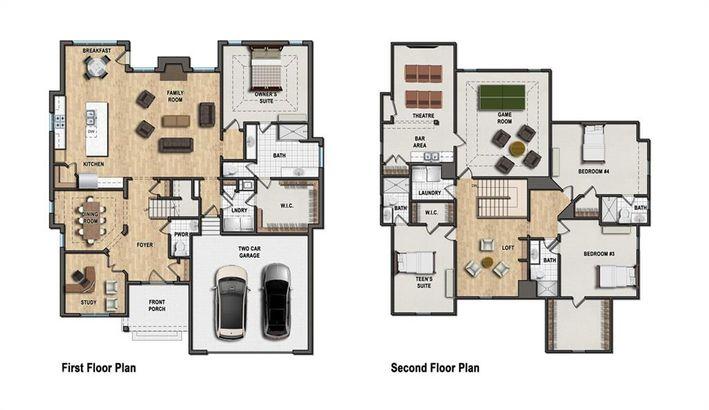 5323 Deerview Court