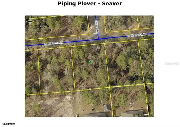 12350 PIPING PLOVER AVENUE