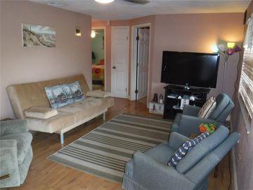 Sunny Living Room, 7553 WASHINGTON STREET, Port Richey, FL, 34668,