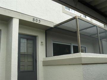 805 BOUGH AVENUE #805, Clearwater, FL, 33760,