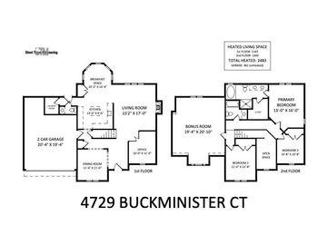 4729 Buckminister Court, Charlotte, NC, 28269,