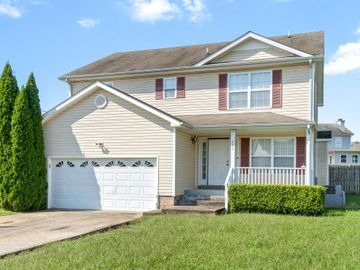 1224 Shorehaven Dr, Clarksville, TN, 37042,