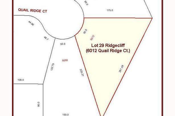 6012 Quail Ridge Court