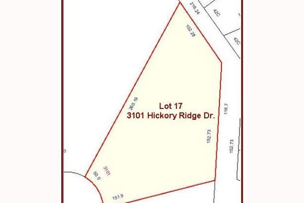 3101 Hickory Ridge Drive