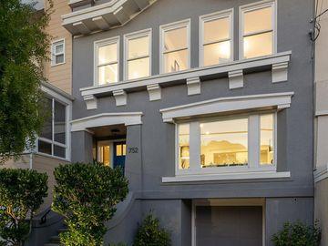 752 24th Avenue, San Francisco, CA, 94121,