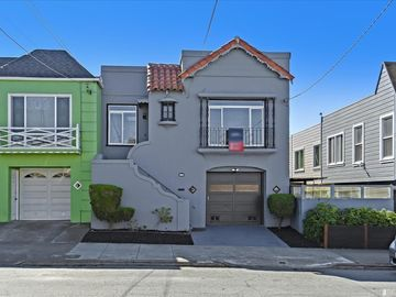 2533 Moraga Street, San Francisco, CA, 94122,