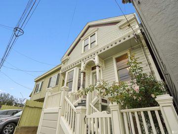 736 Anderson Street, San Francisco, CA, 94110,