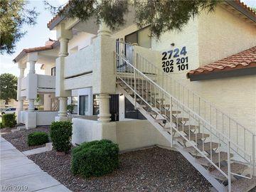 2724 OTTER CREEK Court #101, Las Vegas, NV, 89117,