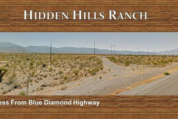 None Blue Diamond (Highway 160)