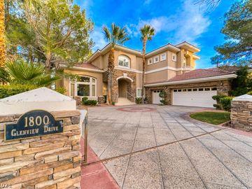 1800 Glenview Drive, Las Vegas, NV, 89134,