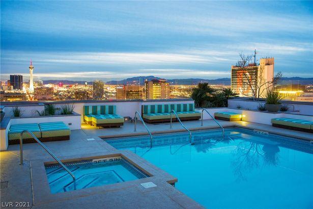 150 Las Vegas Boulevard #818
