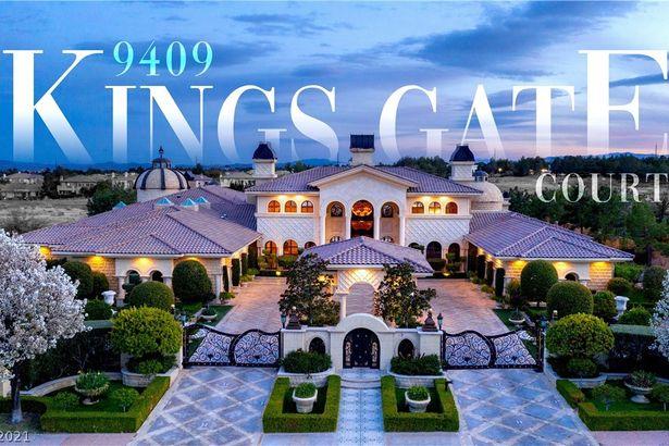 9409 KINGS GATE Court