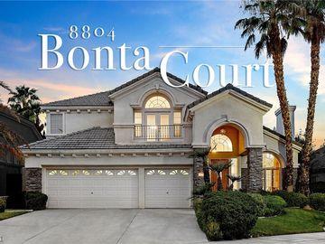 8804 BONTA Court, Las Vegas, NV, 89134,