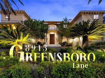 8913 GREENSBORO Lane, Las Vegas, NV, 89134,