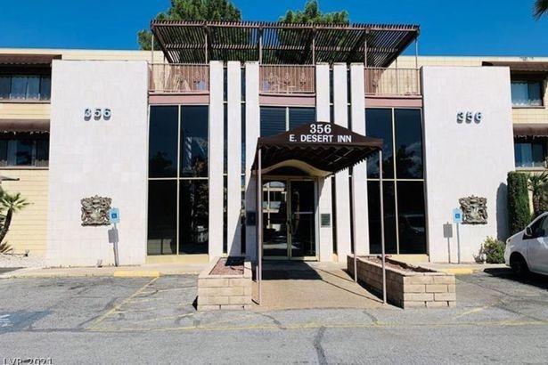 356 E Desert Inn Road #216