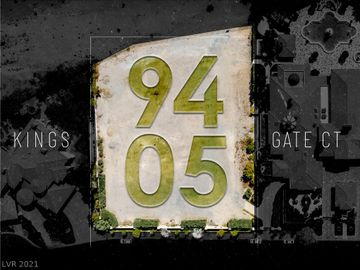9405 KINGS GATE Court, Las Vegas, NV, 89145,