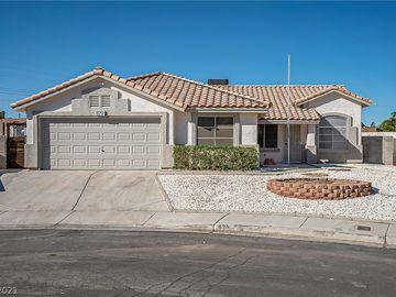 829 Cohasset Street, Las Vegas, NV, 89110,